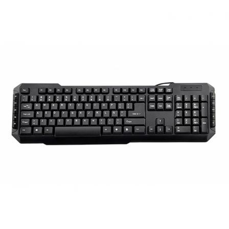TECLADO MULTIMEDIA USB 3GO DRILE