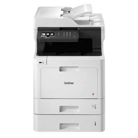 MULTIFUNCION LÁSER COLOR BROTHER WIFI CON FAX MFC-L8690CDWLT