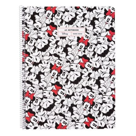 CUADERNO ERIK CTPPMA40005 MINNIE MOUSE ROCKS THE DOTS