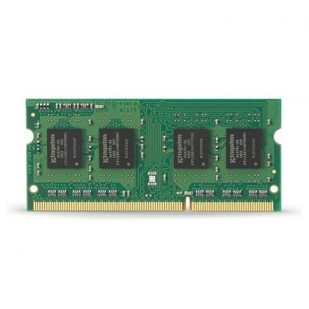 MEMORIA KINGSTON 4GB SODIMM DDR3-1333 SRX8 CL9