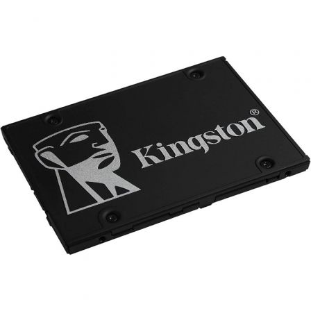 Disco SSD Kingston SKC600 256GB/ SATA III