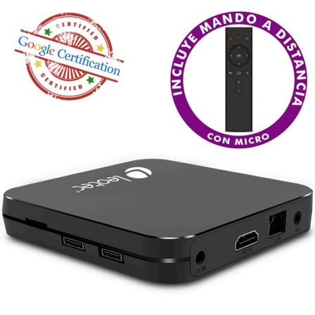 ANDROID TV BOX LEOTEC GCX2 432