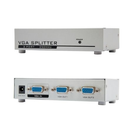 SPLITTER MULTIPLEXOR VGA NANOCABLE 10.25.0002