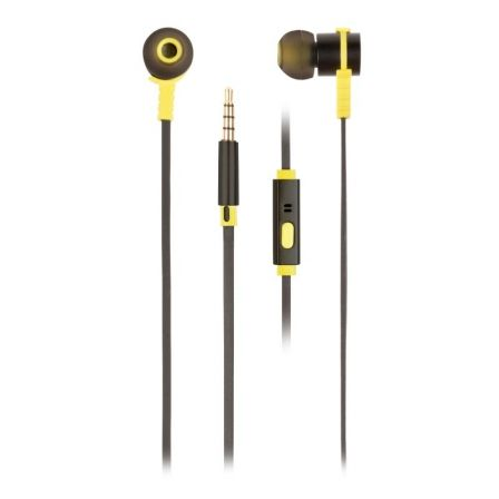 AURICULARES INTRAUDITIVOS NGS CROSS RALLY BLACK