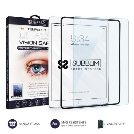 Protector Subblim SUB-TG-2ABL101 para Tablets Apple iPad AIR (2019)