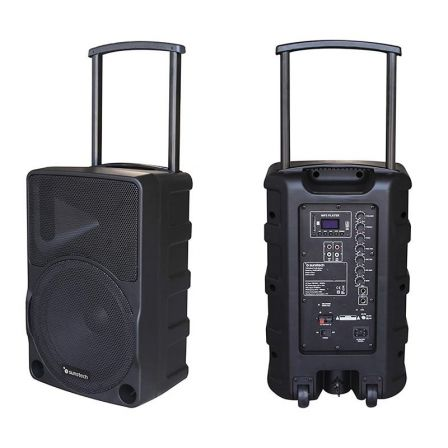 ALTAVOZ TROLLEY BLUETOOTH SUNSTECH MUSCLE PRO BLACK