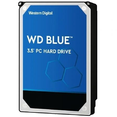 Disco Duro Western Digital WD Blue PC Desktop 2TB/ 3.5'/ SATA III/ 256MB