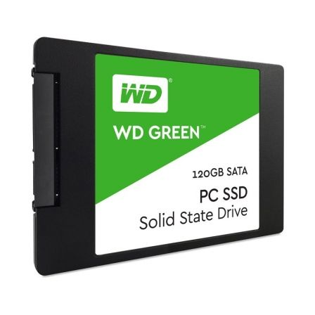 DISCO SÓLIDO WESTERN DIGITAL GREEN WDS120G2G0A