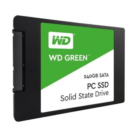 Disco SSD Western Digital WD Green 240GB/ SATA III