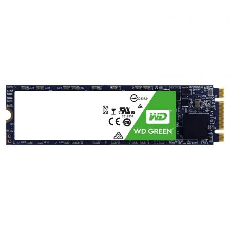 Disco SSD Western Digital WD Green 240GB/ M.2 2280