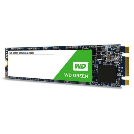 Disco SSD Western Digital WD Green 480GB/ M.2 2280