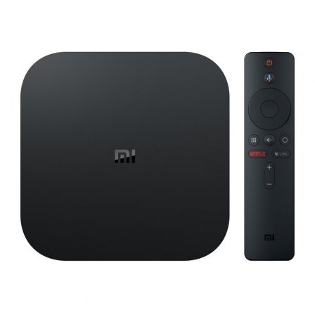 ANDROID TV XIAOMI MI TV BOX S NEGRO